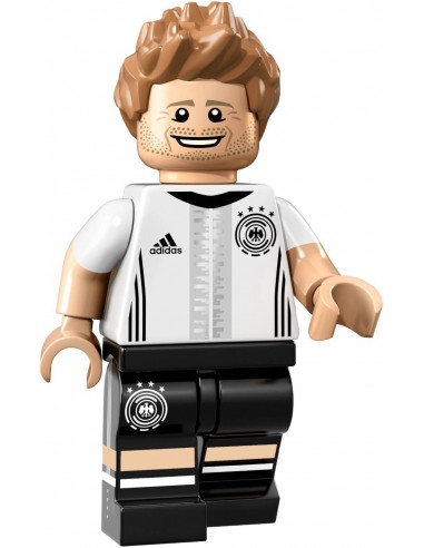 LEGO La Mannschaft - Benedikt Howedes - 71014-04