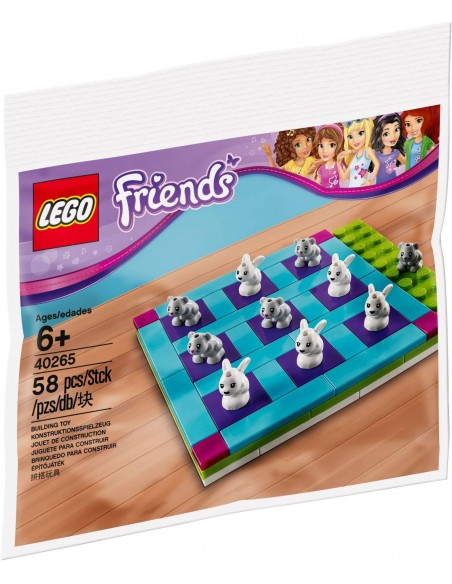 LEGO Friends - Jeu de morpion - 40265