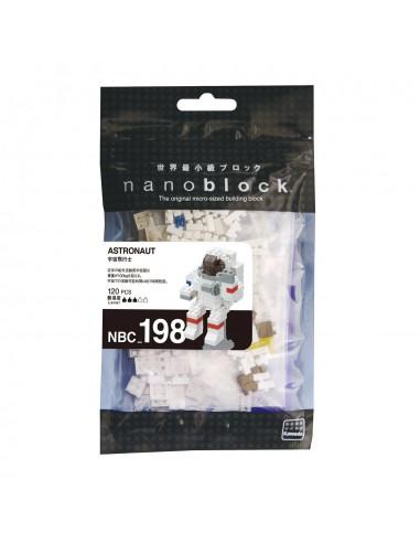 Nanoblock - Astronaute - NBC198
