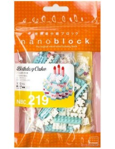 Nanoblock-Birthday Cake-NBC219