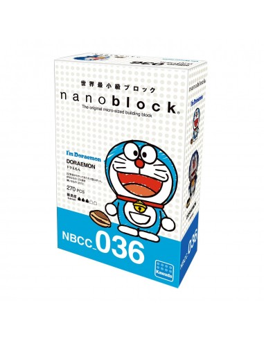 Nanoblock - Doraemon - NBCC036