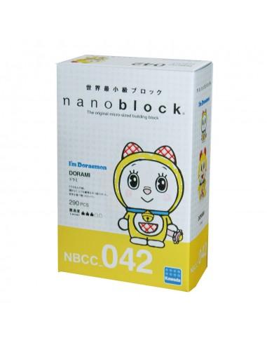 Nanoblock - Dorami - NBCC042