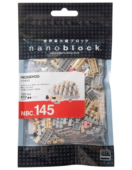 Nanoblock-Hérisson-NBC145