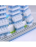 LEGO Nanoblock - Marina Bay Sands - NBH123