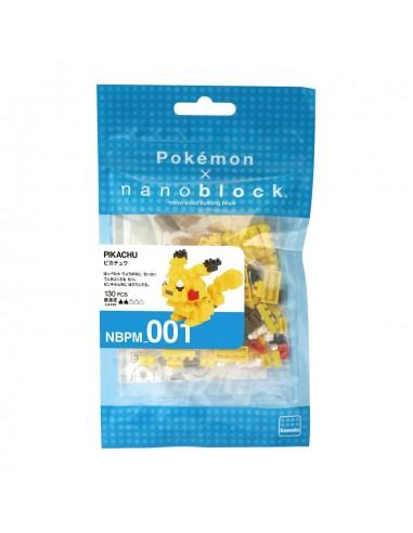 Nanoblock - Pikachu - NBPM001