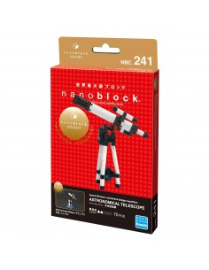 Nanoblock - Astronomical Telescope - NBC241
