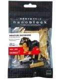 Nanoblock - Dachshund - NBC260