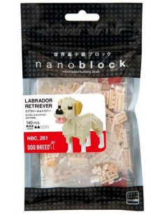 Nanoblock - Labrador Retriever - NBC261