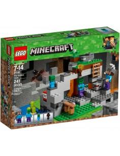 LEGO Minecraft - La grotte du zombie - 21141