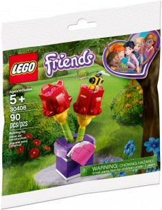 LEGO Friends - Les Tulipes - 30408