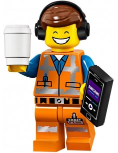 LEGO Série LEGO Movie 2 - Awesome Remix Emmet - 71023-01