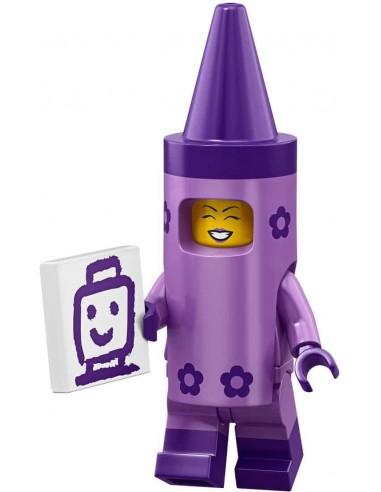 LEGO Série LEGO Movie 2 - Crayon Girl - 71023-05
