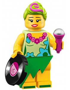 LEGO Série LEGO Movie 2 - Hula Lula - 71023-07