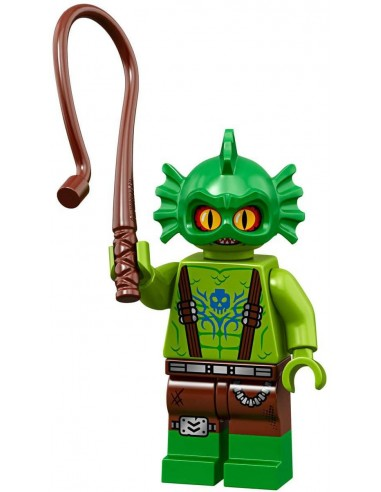 LEGO Série LEGO Movie 2 - Swamp Creature - 71023-10