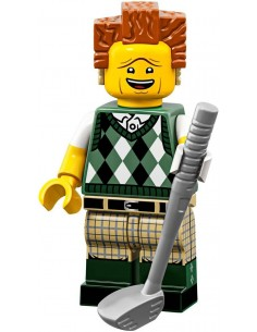 LEGO Série LEGO Movie 2 - Gone Golfin' President Business - 71023-12