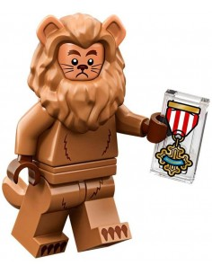 LEGO Série LEGO Movie 2 - Cowardly Lion - 71023-17