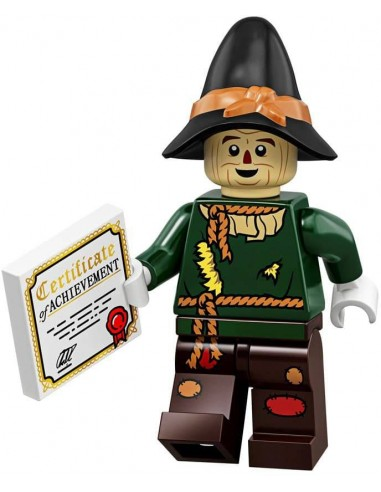 LEGO Série LEGO Movie 2 - Scarecrow - 71023-18