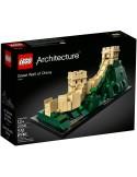 LEGO Architecture - La Grande muraille de Chine - 21041