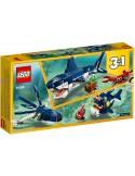 LEGO Creator - Les créatures sous-marines - 31088