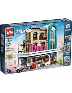 LEGO Modulaires - Un dîner au centre-ville - 10260