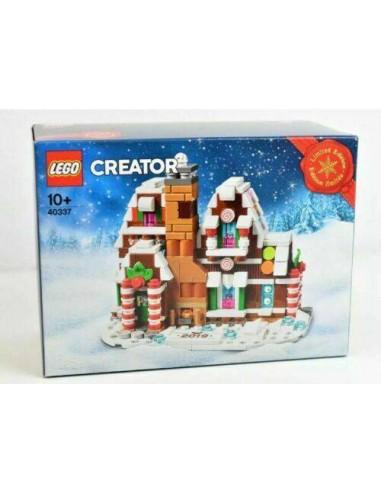 LEGO Exclusifs - La maison en pain d'épices - 40337