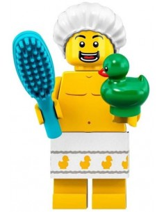 LEGO Série 19 - Shower Guy - 71025-02
