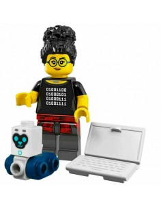 LEGO Série 19 - Programmer - 71025-05