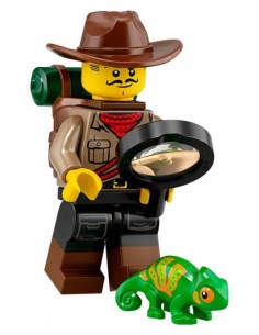 LEGO Série 19 - Jungle Explorer - 71025-07