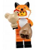 LEGO Série 19 - Fox Costume Girl - 71025-14