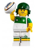 LEGO Série 19 - Rugby Player - 71025-13