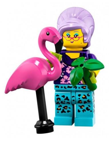 LEGO Série 19 - Gardener - 71025-12