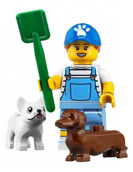 LEGO Série 19 - Dog Sitter - 71025-09