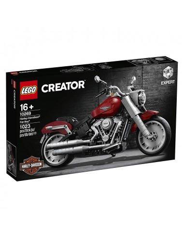 LEGO Exclusifs - Harley Davidson - 10269