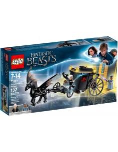 LEGO Harry Potter - L'évasion de Grindelwald - 75951