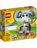 LEGO Exclusifs - L'année du rat - 40355