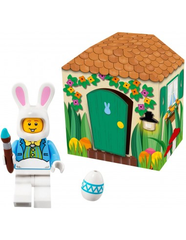 LEGO Exclusifs - Easter Bunny Hut - 5005249