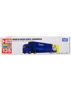 Tomica - Michelin Motor Sports Transporter - TT135