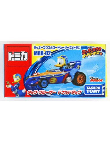 Tomica - MRR-2 Mickey & Road Racers Duck Cruiser Donald Duck - MRR-02
