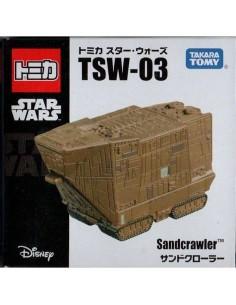 Tomica Star Wars - Sandcrawler - TSW-03B