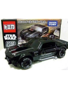 Les véhicules TOMICA - Star Cars Darth Vader V8-D - SC-01