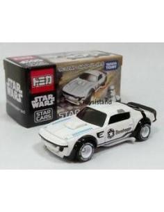 Tomica Star Wars - Takara TOMY Tomica Star Wars Cars Sc-02 Stormtrooper V8-s - SC-02