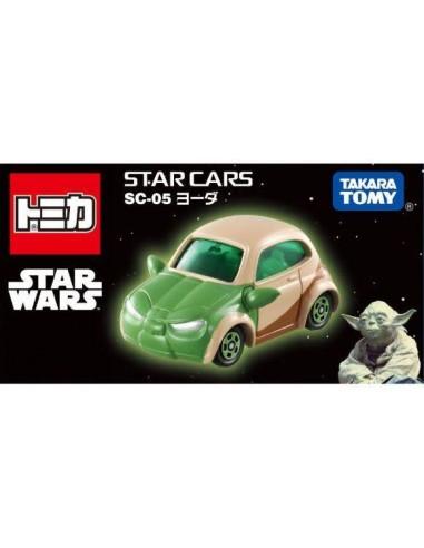 Tomica Star Wars - Takara TOMY Star Wars SC-05 YODA STAR CARS - SC-05