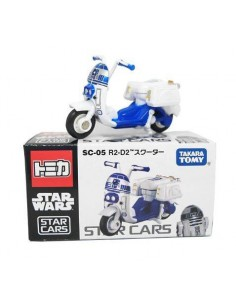 Tomica Star Wars - Tomica Star Wars SC-05 Star Cars R2-D2 scooter - SC-05C