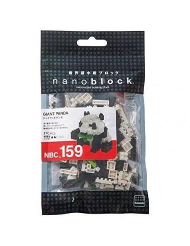Nanoblock-Le grand Panda-NBC159