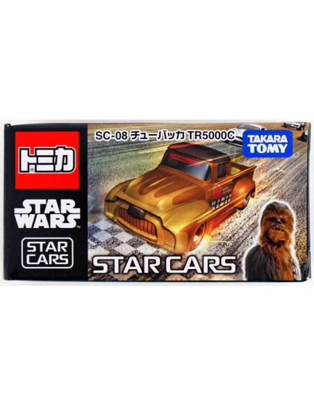 Tomica Star Wars - Car Cool Alpha Truck Special Diecast TR5000C - SC-08