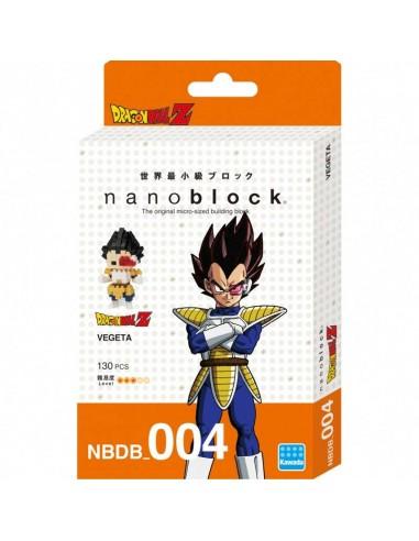 Nanoblock - Vegeta - NBDB004