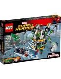 LEGO Super Heroes - Spider-man le Piège À Tentacules de Doc Ock - 76059