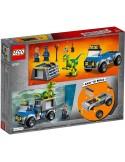 LEGO Junior - Le camion de secours des raptors - 10757