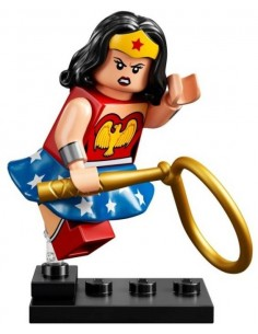 LEGO Série DC Super heroes - Wonder Woman - 71026-02
