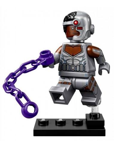 LEGO Série DC Super heroes - Cyborg - 71026-09